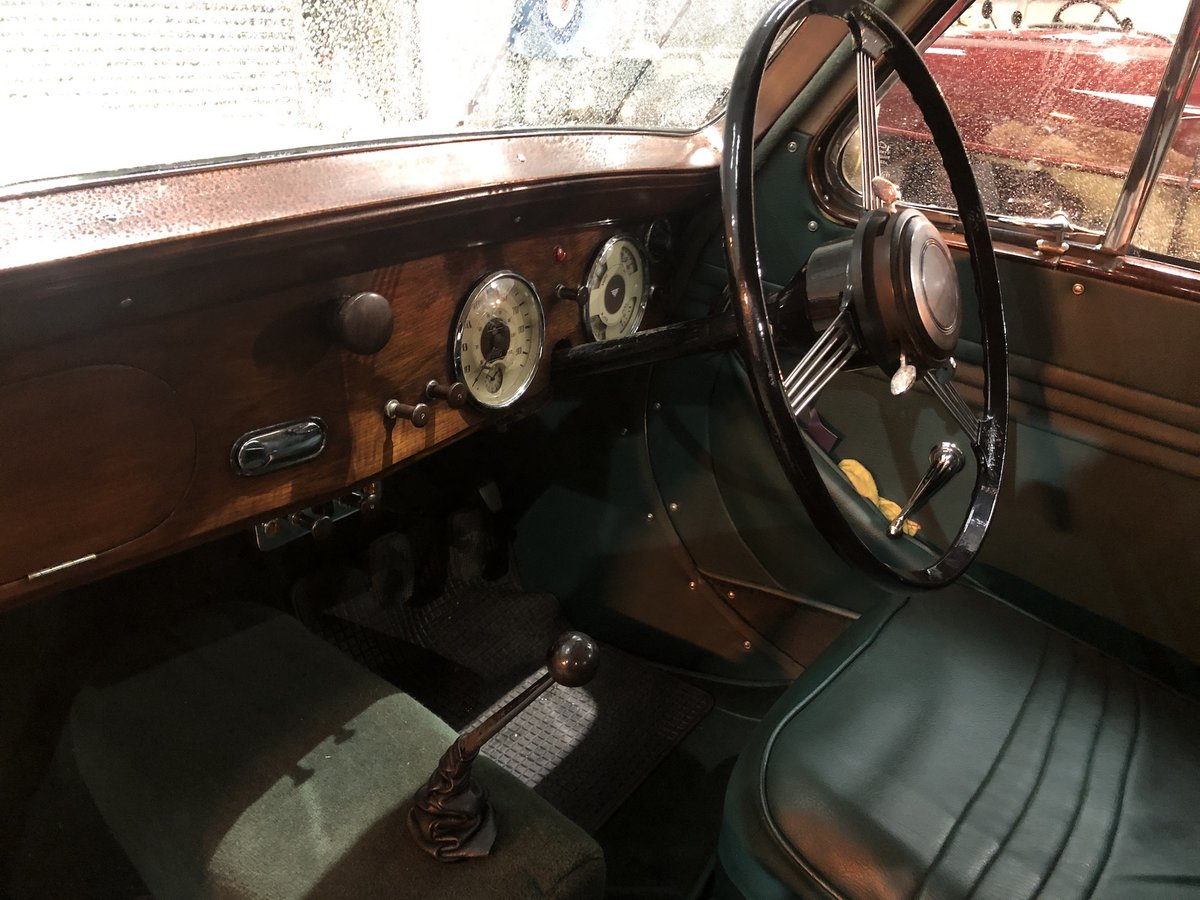 1947 Alvis Duncan Coupe  For Sale (picture 13 of 24)