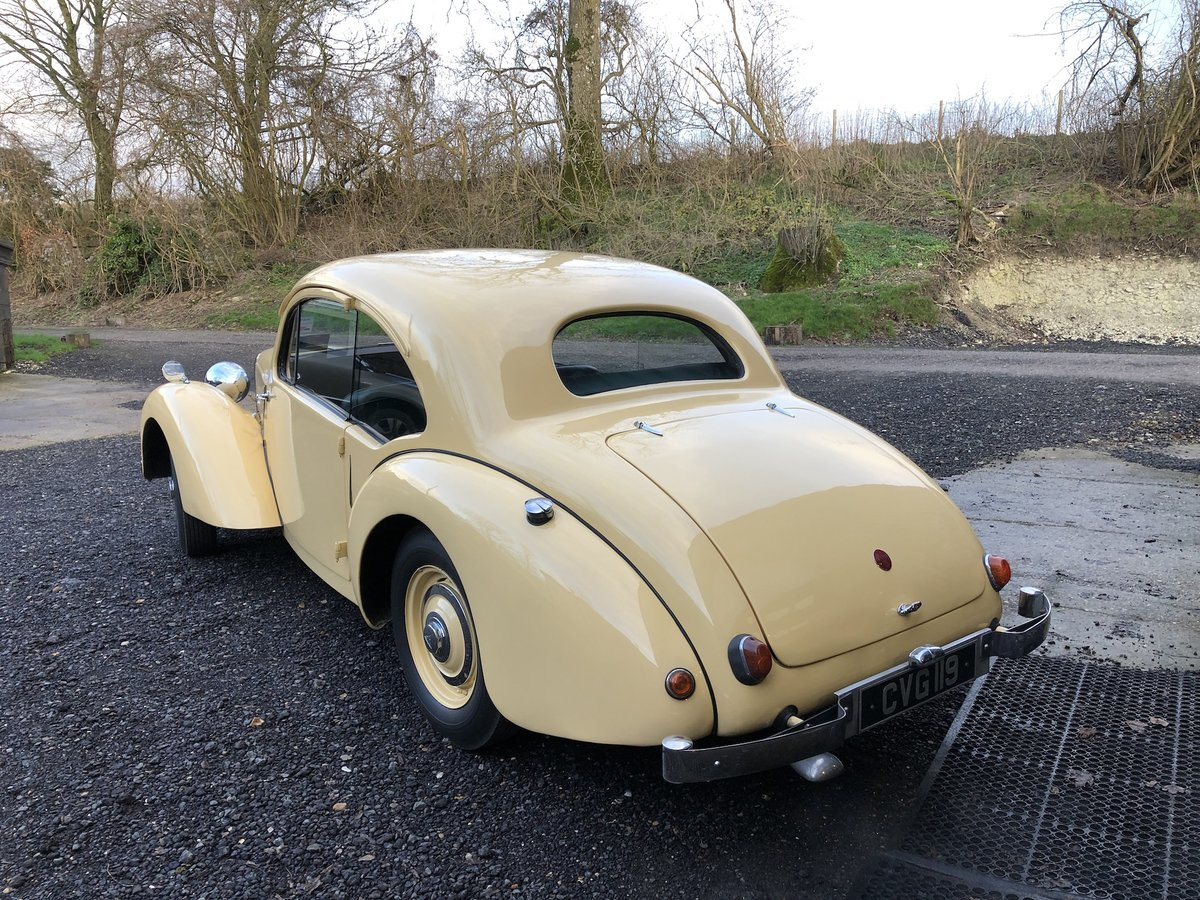 1947 Alvis Duncan Coupe  For Sale (picture 14 of 24)
