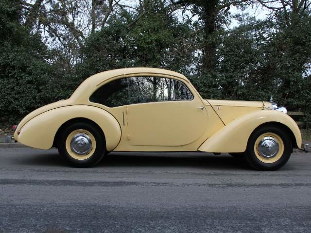 1947 Alvis Duncan Coupe  For Sale (picture 23 of 24)