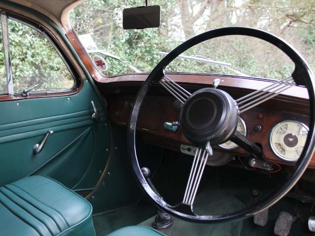 1947 Alvis Duncan Coupe  For Sale (picture 24 of 24)