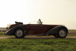 1939 Alvis 4.3 Drop Head Coupe