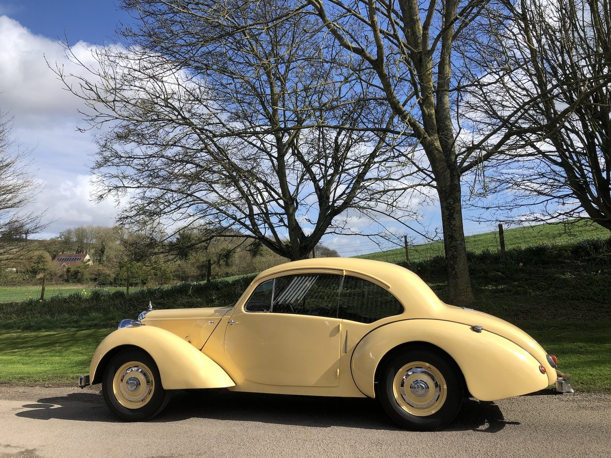 1947 Alvis Duncan Coupe  For Sale (picture 2 of 24)