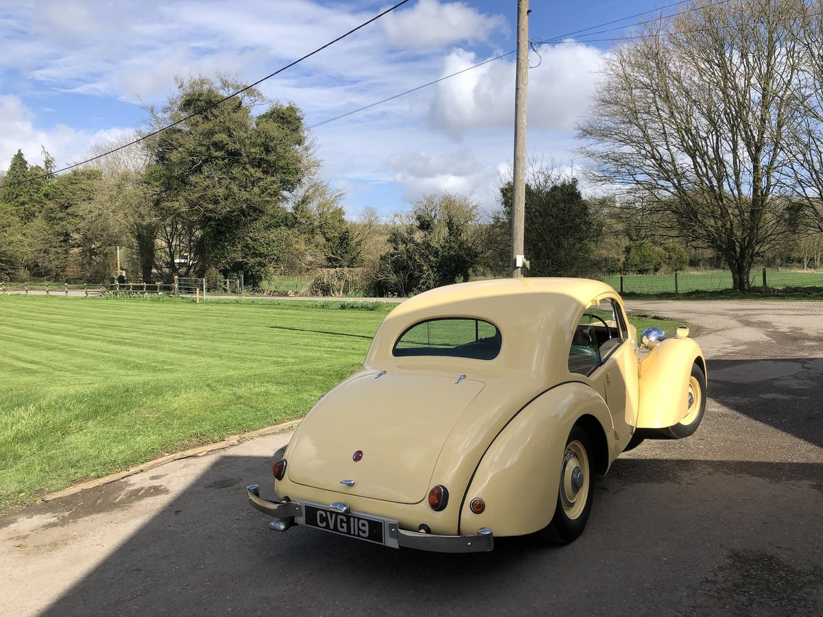 1947 Alvis Duncan Coupe  For Sale (picture 3 of 24)
