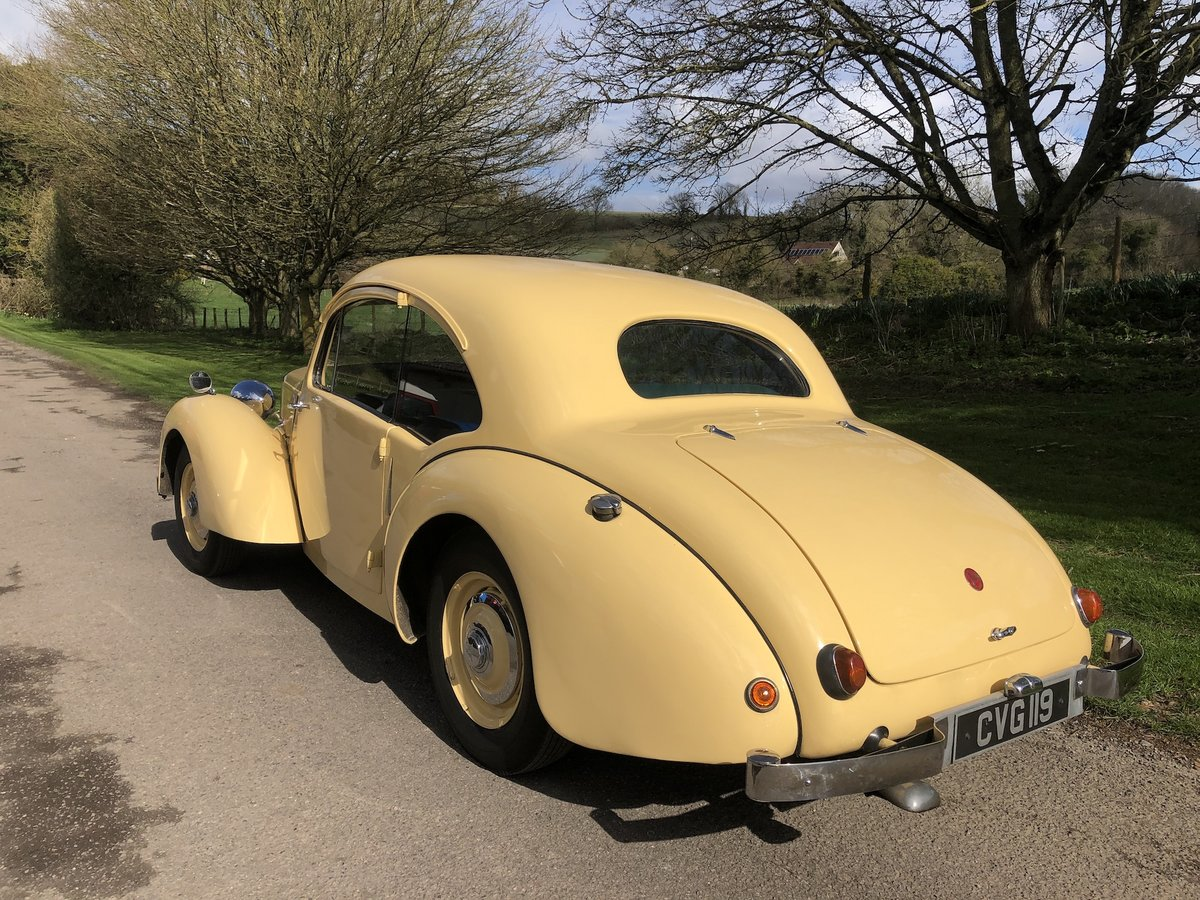 1947 Alvis Duncan Coupe  For Sale (picture 4 of 24)