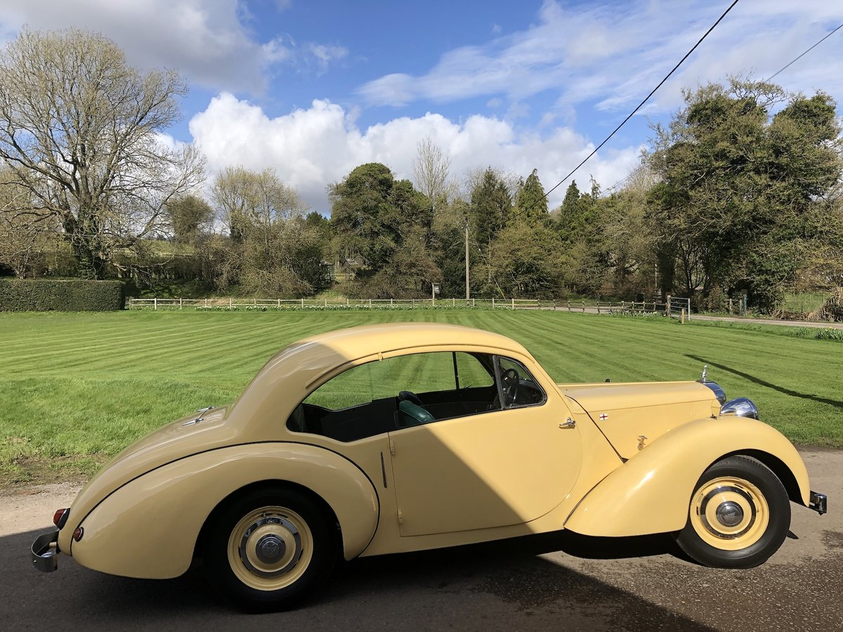 1947 Alvis Duncan Coupe  For Sale (picture 15 of 24)