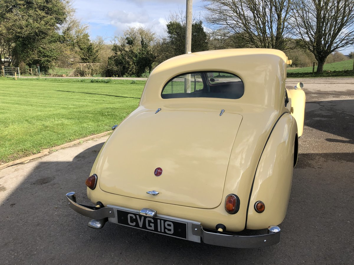 1947 Alvis Duncan Coupe  For Sale (picture 21 of 24)
