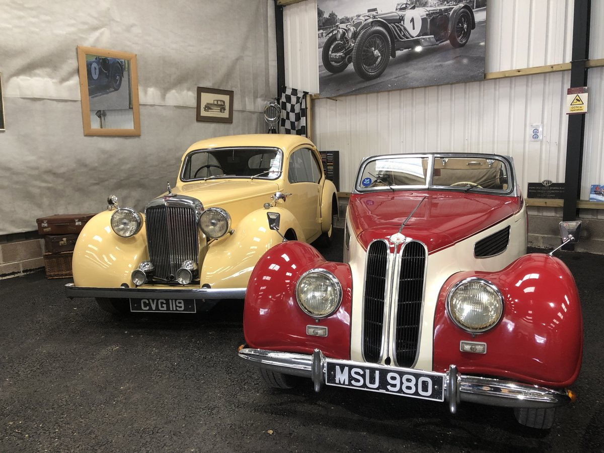 1947 Alvis Duncan Coupe  For Sale (picture 5 of 24)