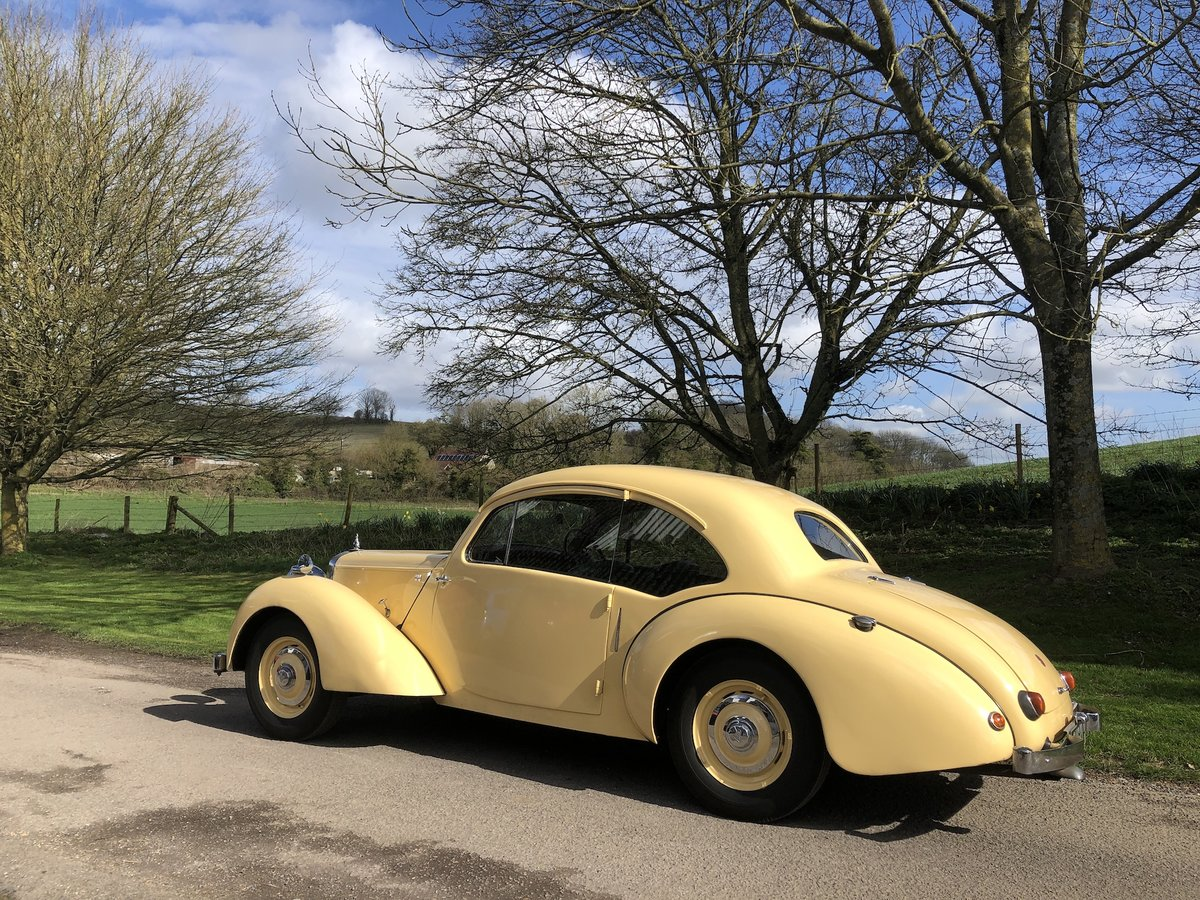1947 Alvis Duncan Coupe  For Sale (picture 12 of 24)