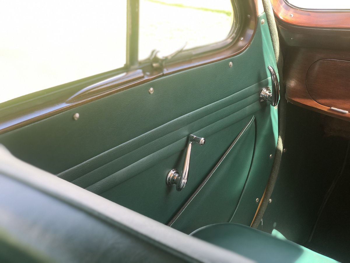 1947 Alvis Duncan Coupe  For Sale (picture 18 of 24)