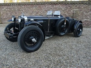 Alvis 12/70 Open Tourer Special French registration, 'Auto R