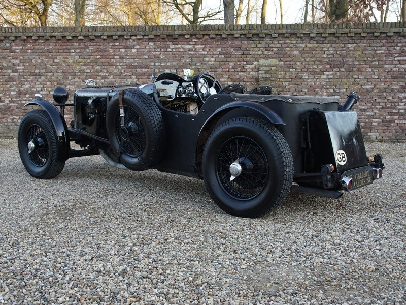 1933 Alvis 12/70 Open Tourer Special French registration, 'Auto R For Sale (picture 2 of 6)