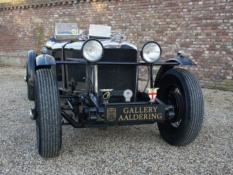 1933 Alvis 12/70 Open Tourer Special French registration, 'Auto R For Sale (picture 5 of 6)