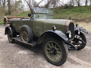 1925 Humber 12/25 Tourer - Oily Rag Project SOLD