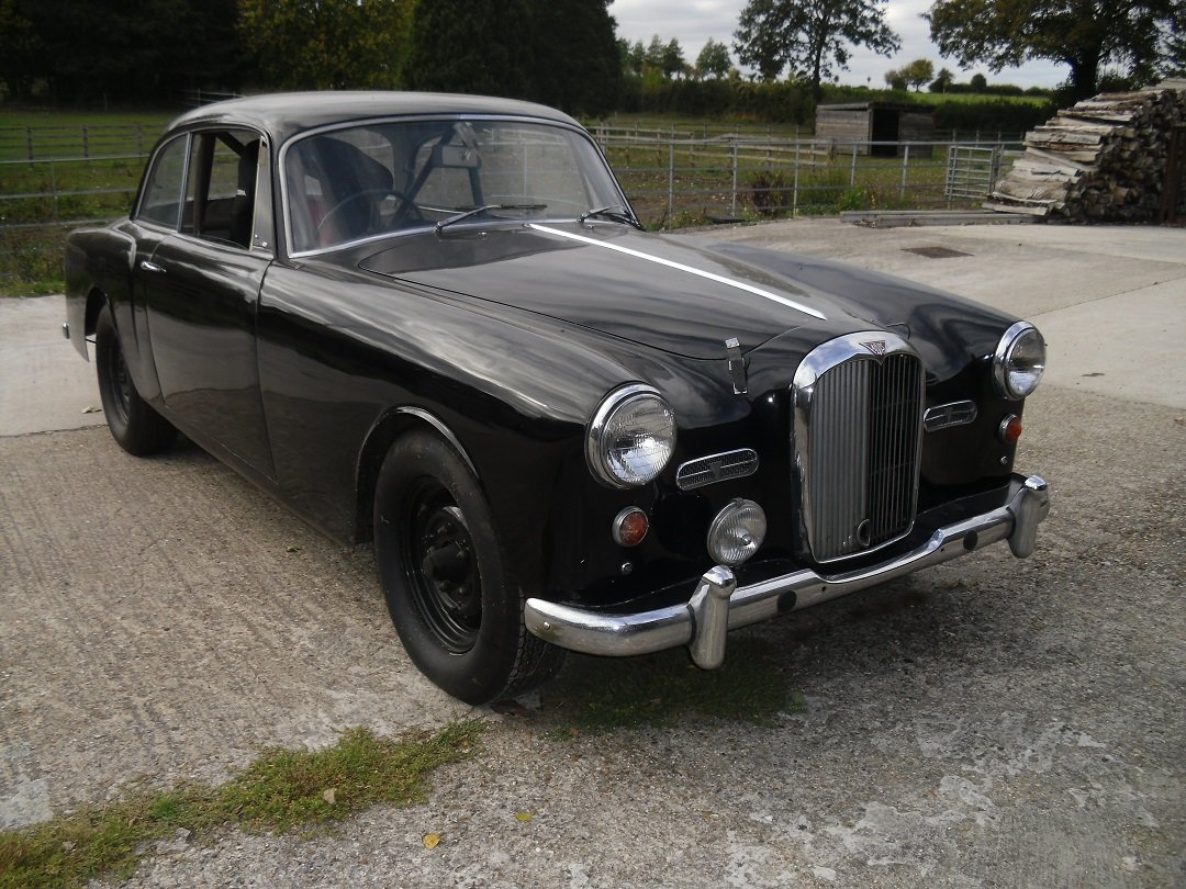 1959 Alvis td21 For Sale (picture 1 of 6)