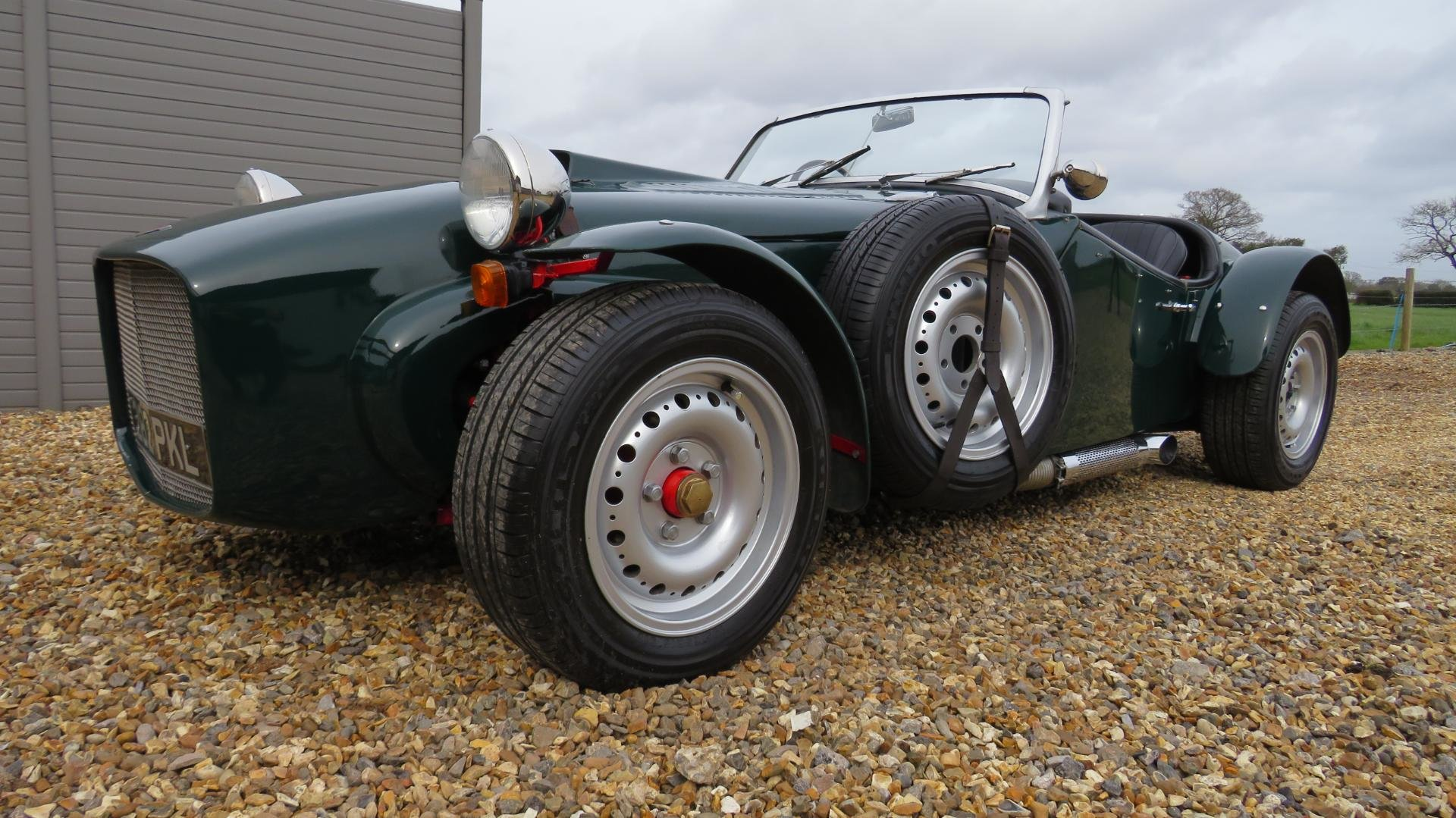 1961 Alvis Special 5.7 V8 For Sale (picture 1 of 1)