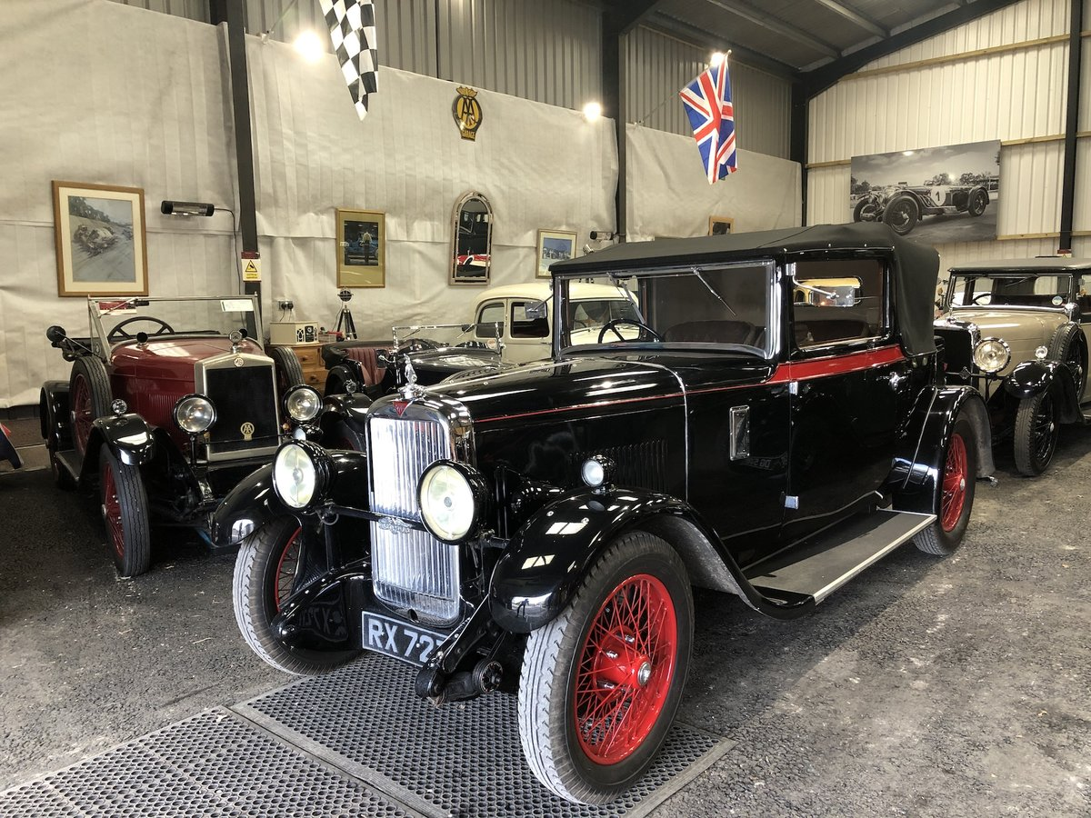 1930 Alvis Silver Eagle 16.95 Drophead Coupe  For Sale (picture 15 of 24)