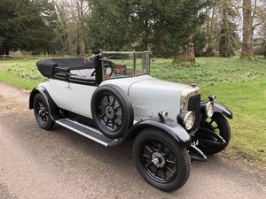 1927  Alvis TG 12/50 Three-quarter Coupe - live video