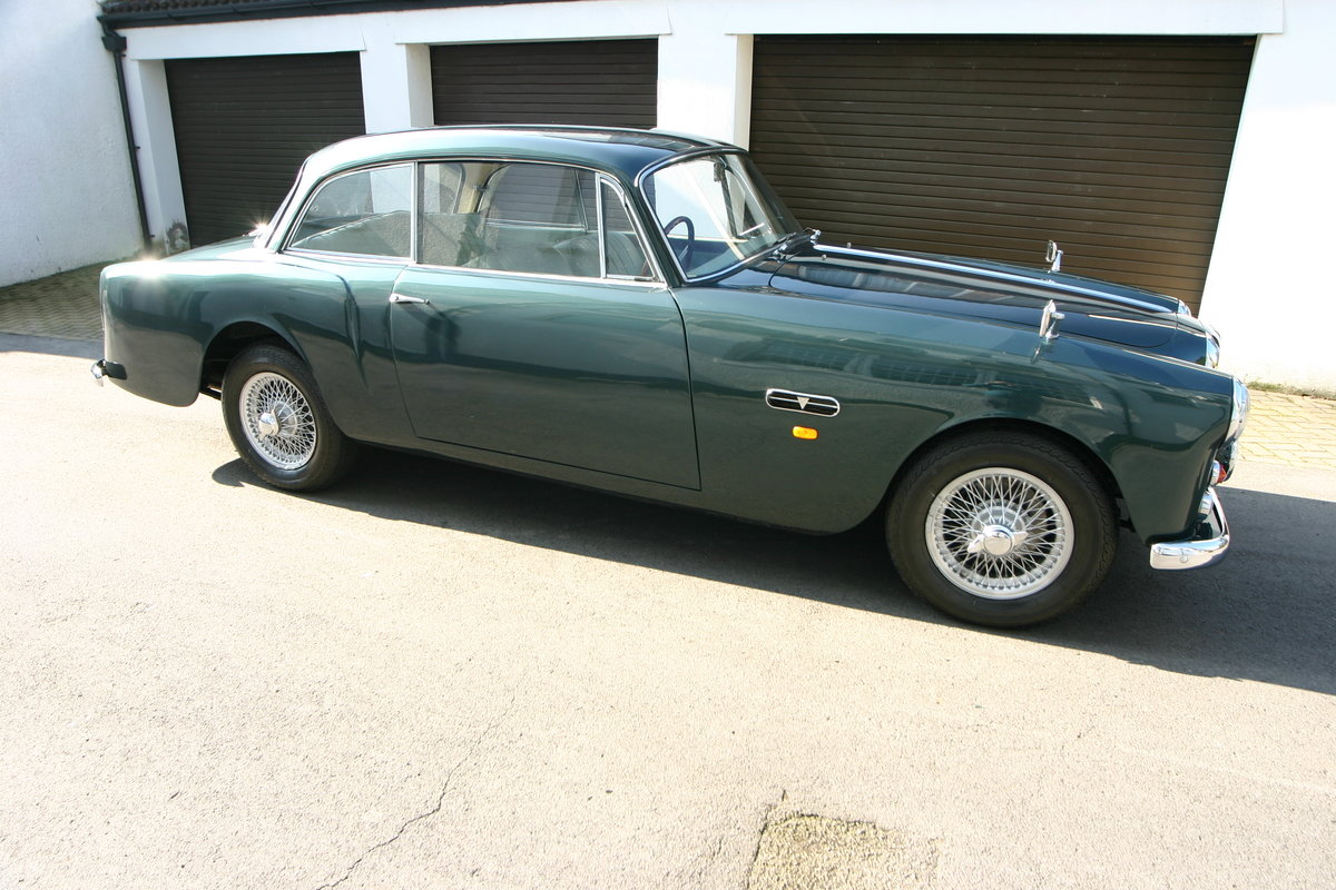 1961 Park Ward body, manual Gearbox. Show Condition For Sale (picture 1 of 6)