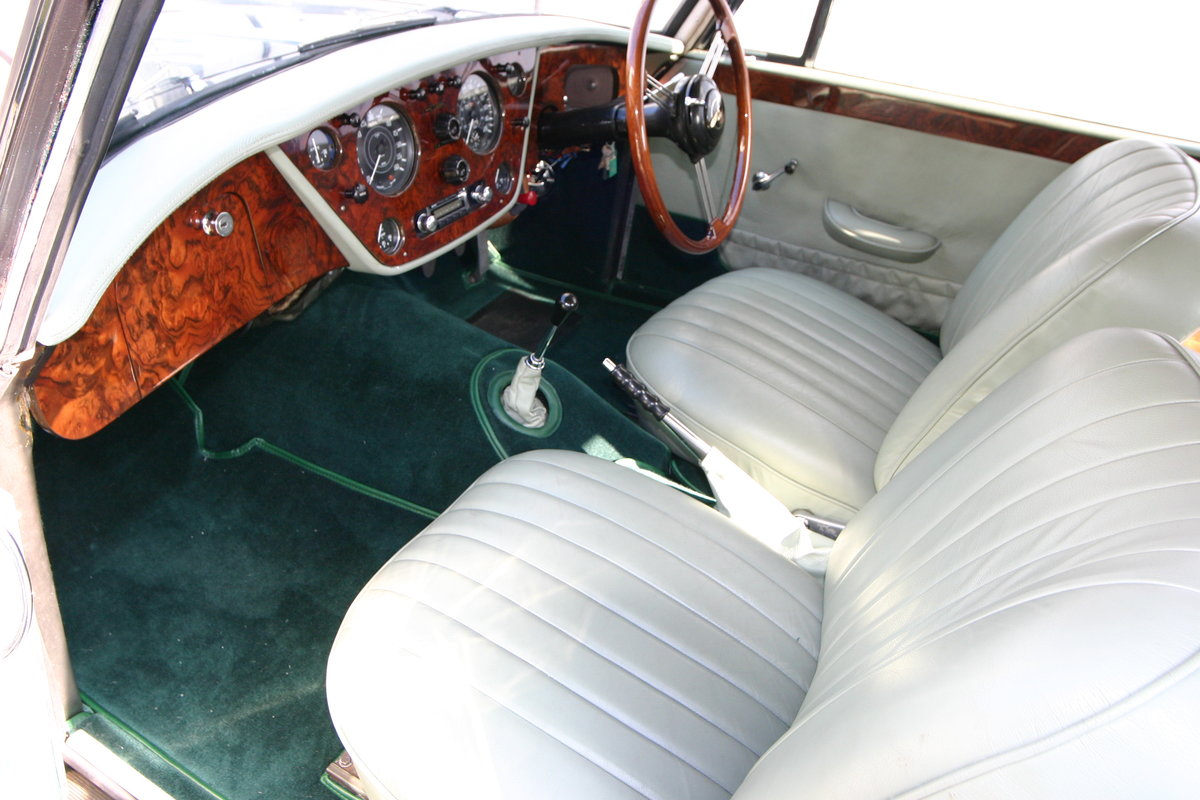 1961 Park Ward body, manual Gearbox. Show Condition For Sale (picture 2 of 6)