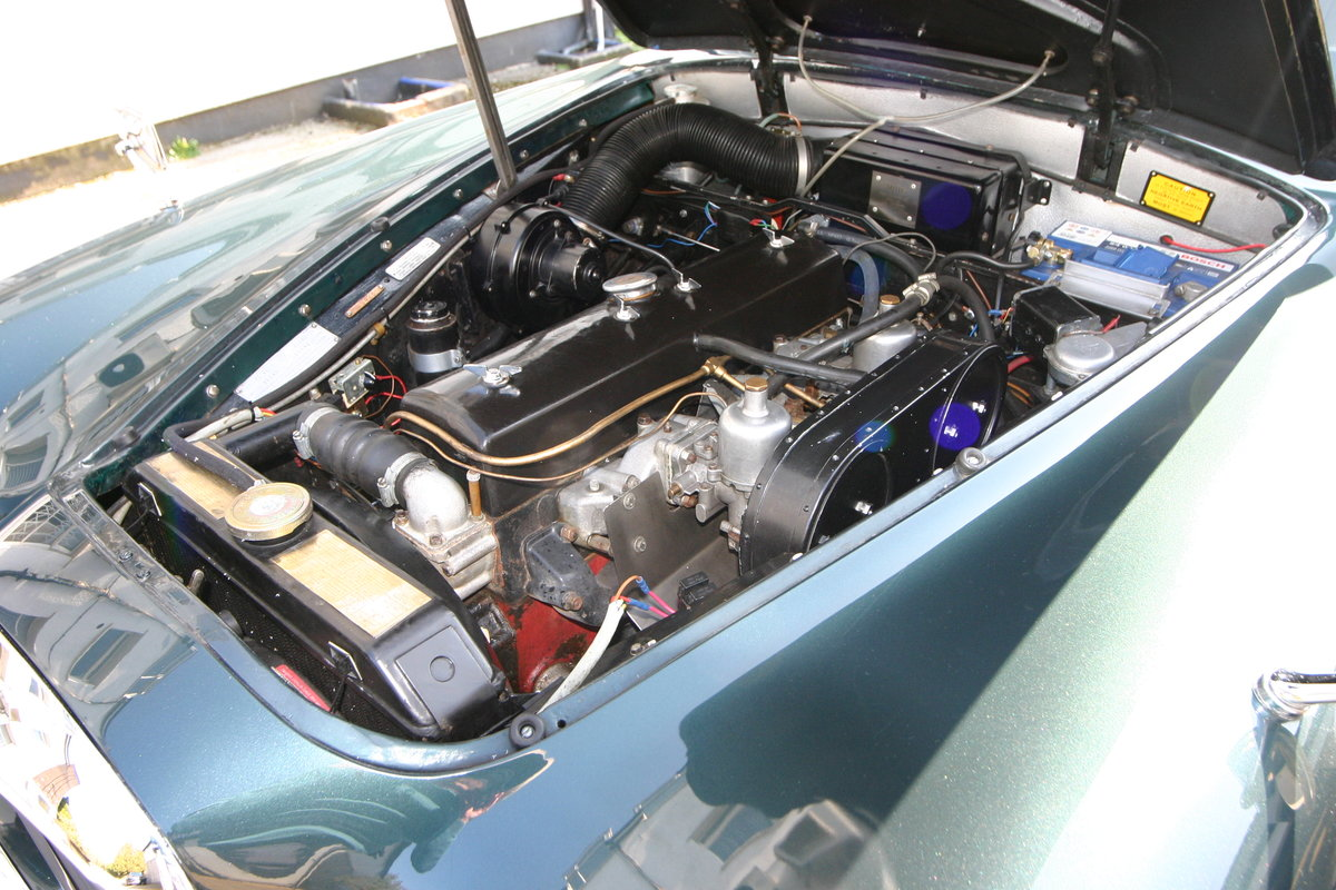 1961 Park Ward body, manual Gearbox. Show Condition For Sale (picture 3 of 6)