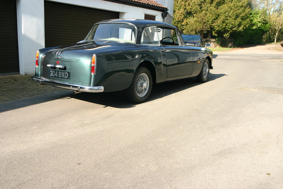 1961 Park Ward body, manual Gearbox. Show Condition For Sale (picture 4 of 6)