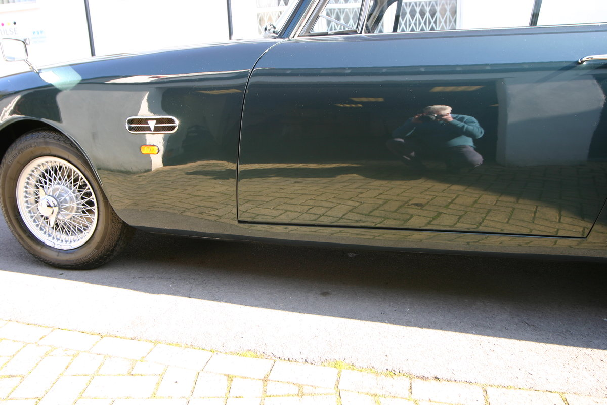 1961 Park Ward body, manual Gearbox. Show Condition For Sale (picture 5 of 6)