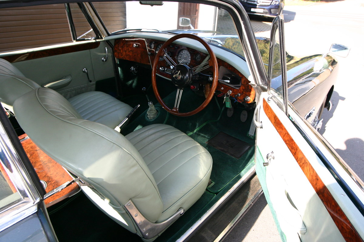 1961 Park Ward body, manual Gearbox. Show Condition For Sale (picture 6 of 6)