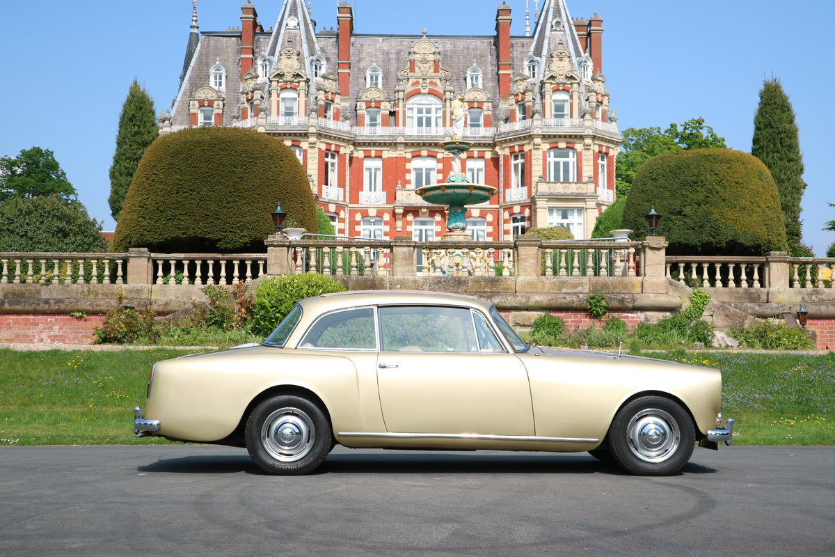 1964 Alvis TE21 - 2 Owners For Sale (picture 1 of 6)