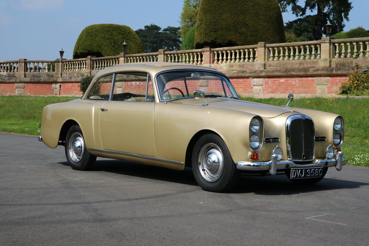 1964 Alvis TE21 - 2 Owners For Sale (picture 2 of 6)