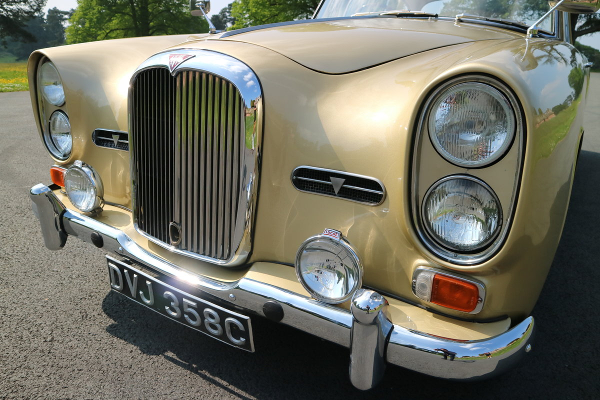 1964 Alvis TE21 - 2 Owners For Sale (picture 3 of 6)