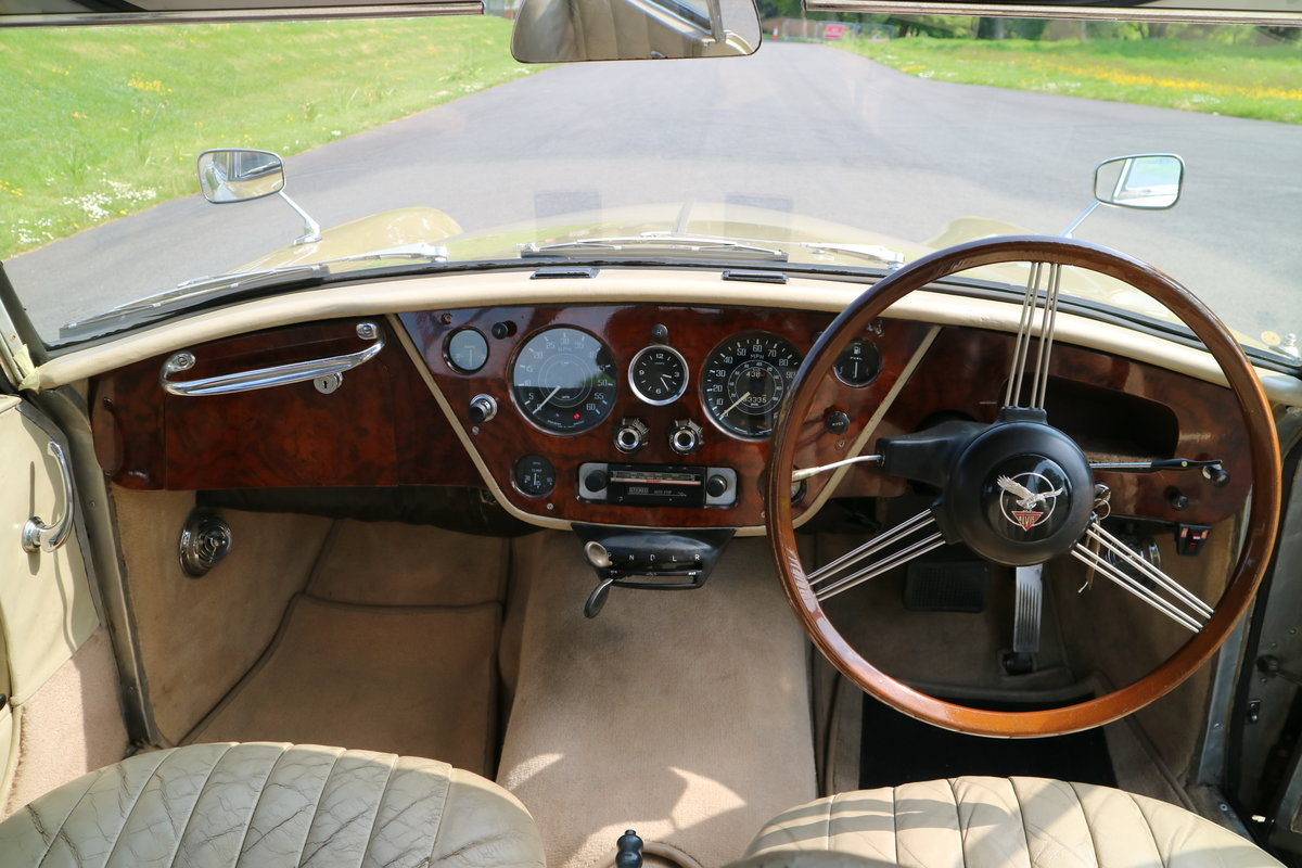 1964 Alvis TE21 - 2 Owners For Sale (picture 4 of 6)