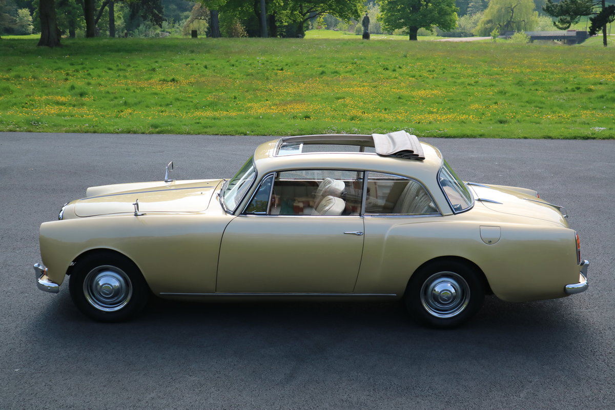 1964 Alvis TE21 - 2 Owners For Sale (picture 5 of 6)