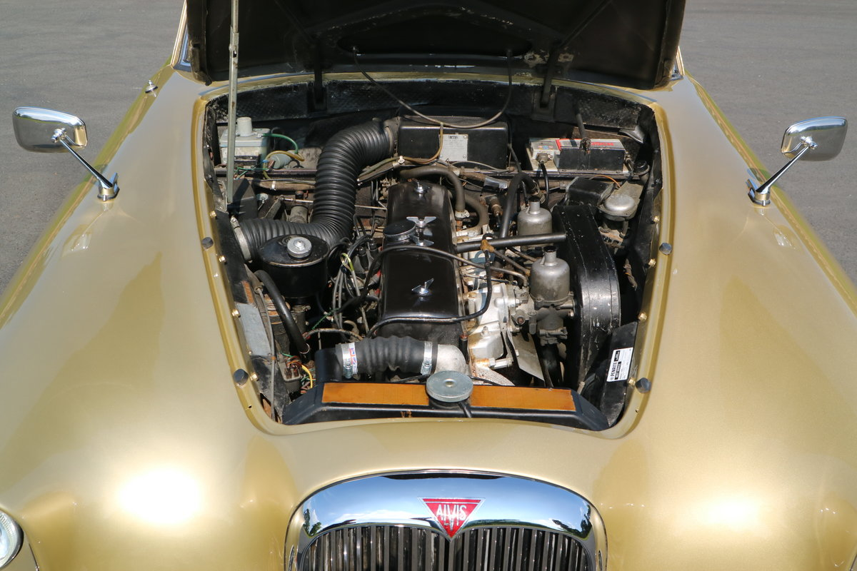 1964 Alvis TE21 - 2 Owners For Sale (picture 6 of 6)