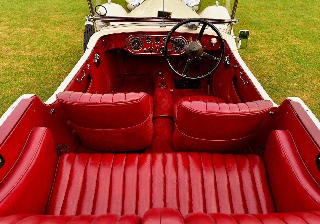 1934 Alvis Speed 20 SC Vanden Plas tourer For Sale (picture 5 of 6)