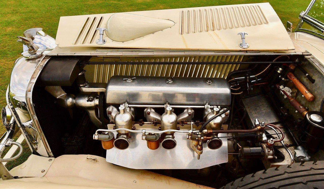 1934 Alvis Speed 20 SC Vanden Plas tourer For Sale (picture 6 of 6)
