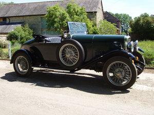 1928  Alvis 14.75 Beetleback
