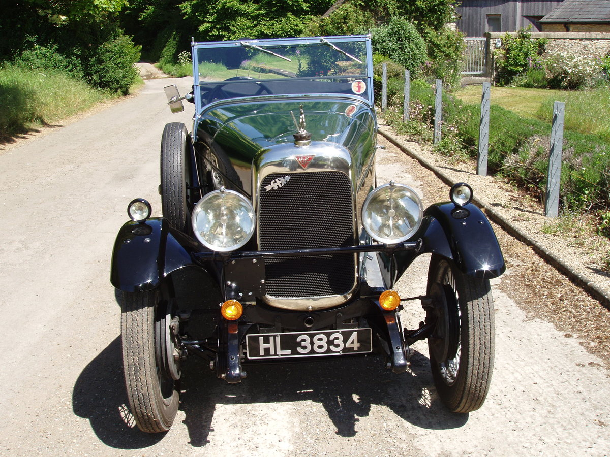 1928 Alvis 14.75 Beetleback For Sale (picture 3 of 6)