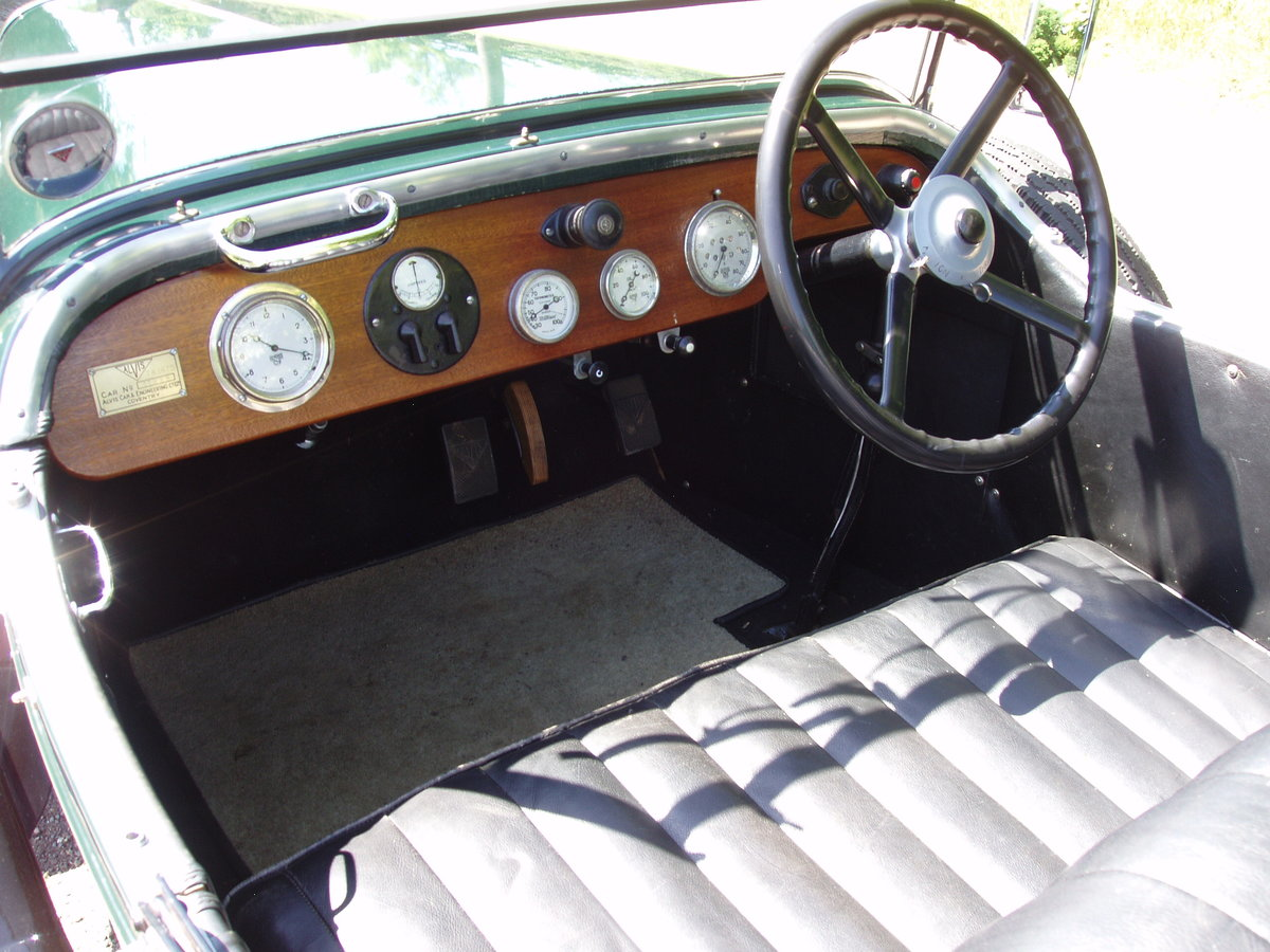 1928 Alvis 14.75 Beetleback For Sale (picture 4 of 6)