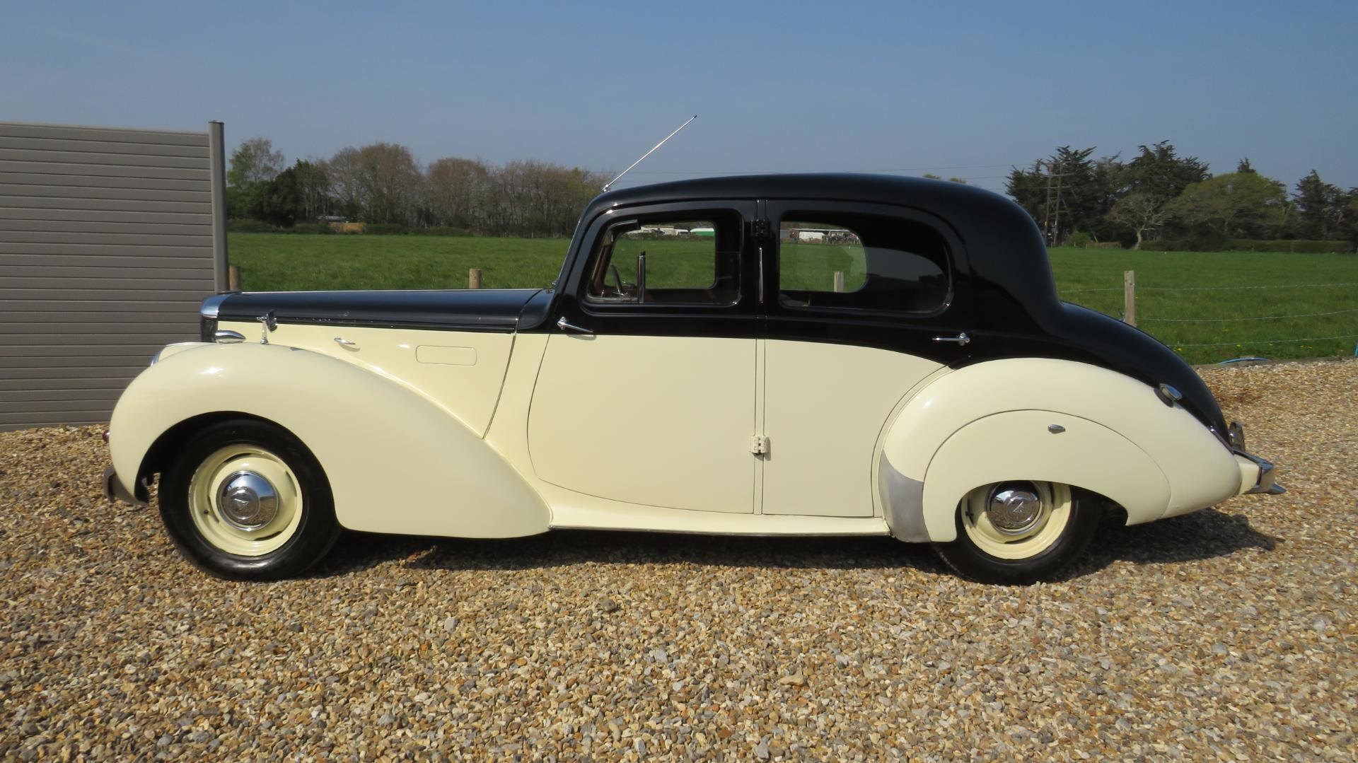 1952 Alvis TA 21 saloon For Sale (picture 1 of 1)