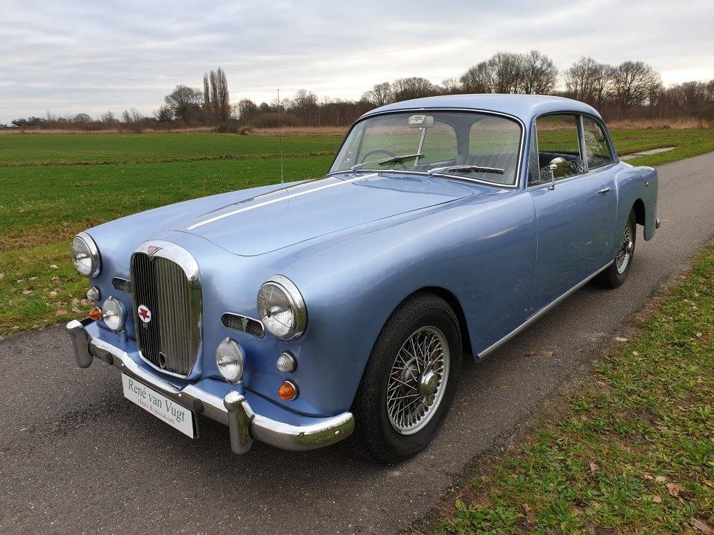 1961 Alvis TD21 For Sale (picture 1 of 6)