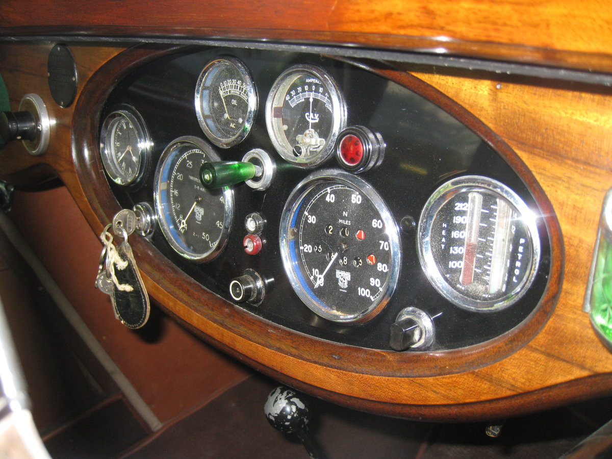 1933 Alvis SA 16.95 Sports Saloon For Sale (picture 5 of 6)