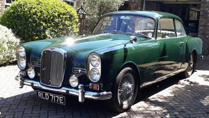 Alvis TF21 3 Litre Saloon Coupe 1967 5 Speed PAS Sunroof 100