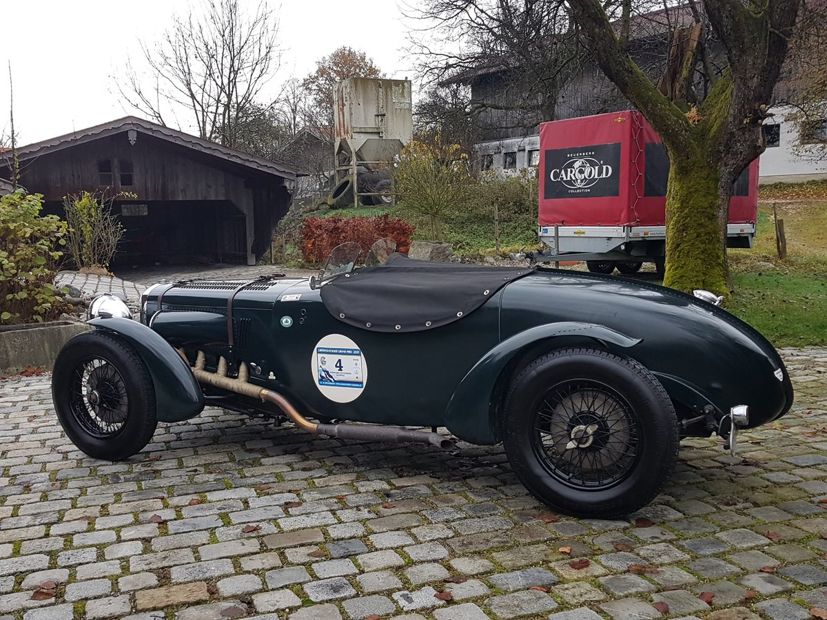 1934 Alvis Speed 20 SB, Matching Numbers, Strong Car For Sale (picture 2 of 6)
