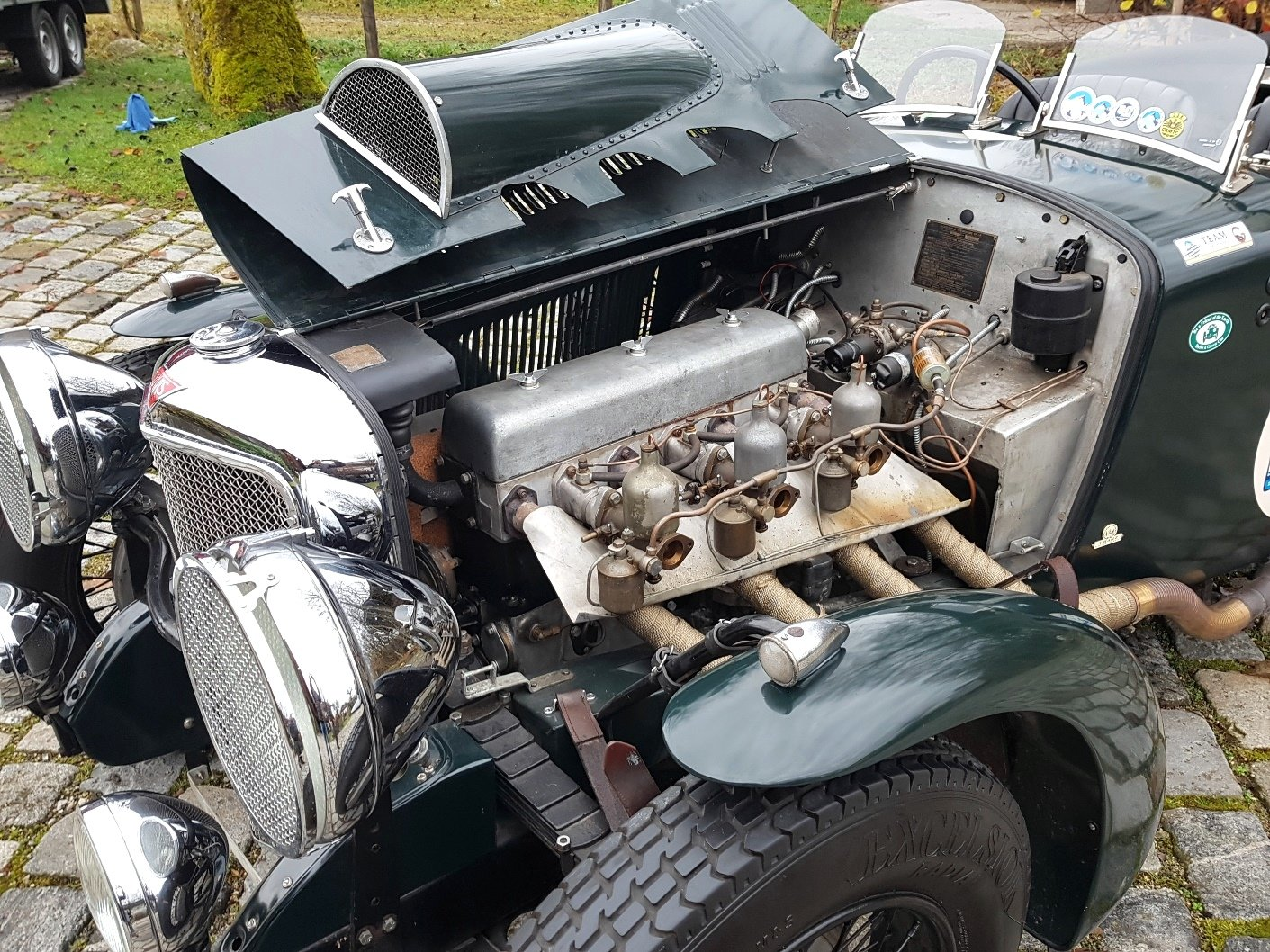 1934 Alvis Speed 20 SB, Matching Numbers, Strong Car For Sale (picture 5 of 6)