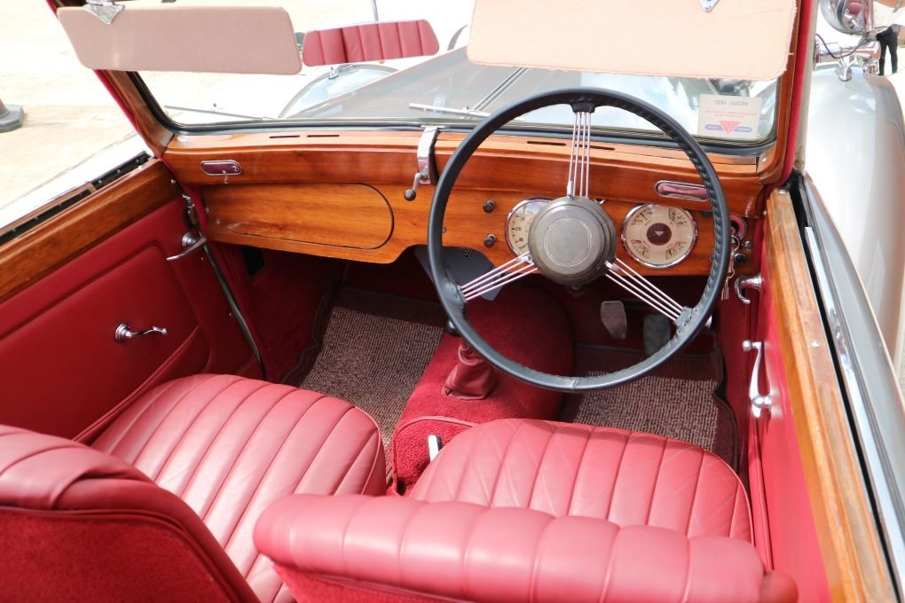 Alvis TA14 Carbodies DHC 1948 For Sale (picture 3 of 6)