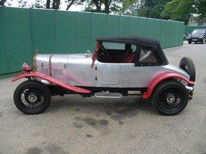 1927 Alvis tg 12/50 (project car)