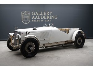 Alvis Speed 25 Special crested eagle 2.5 supercharged for re