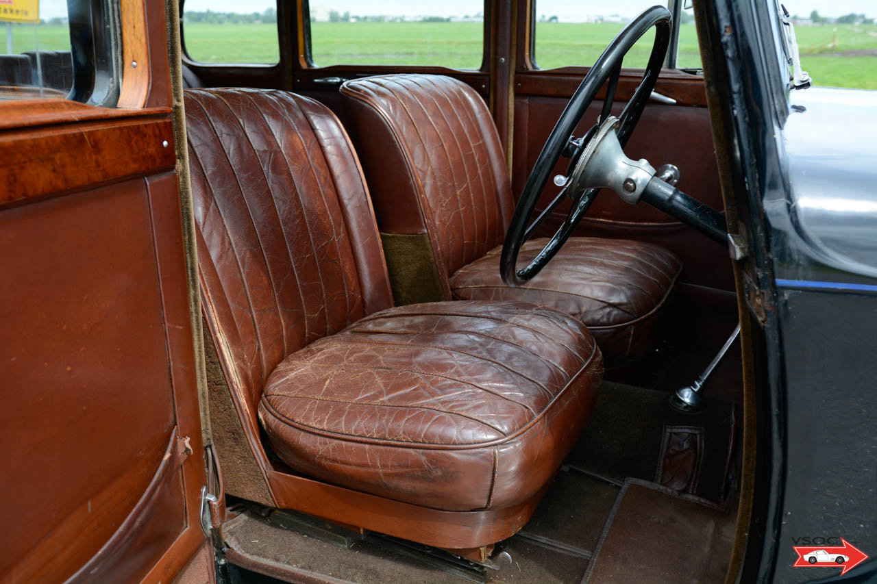 1936 Alvis Silver Eagle Six Light Royal Saloon by Cross and Ellis For Sale (picture 4 of 6)