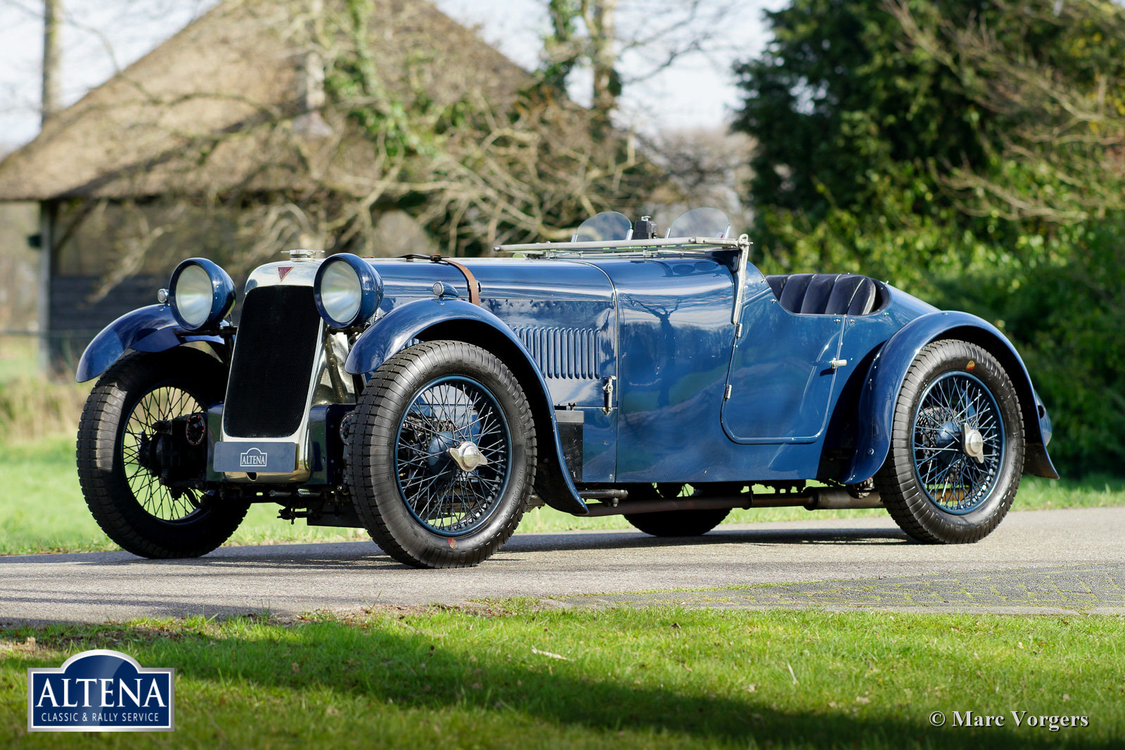 Alvis 12/50 FWD, 1928 For Sale (picture 1 of 6)