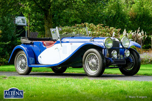 Picture of Alvis Speed 20 SA, 1933 For Sale